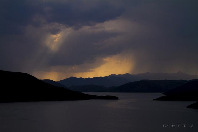 komani (umělé jezero)
