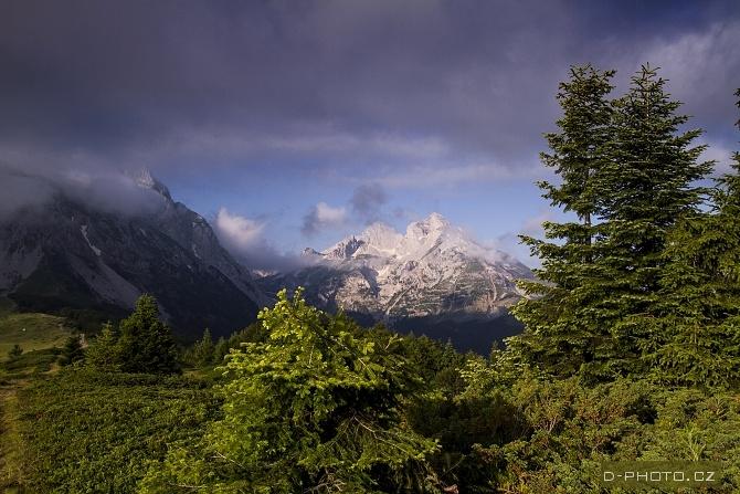 komovi (černá hora)