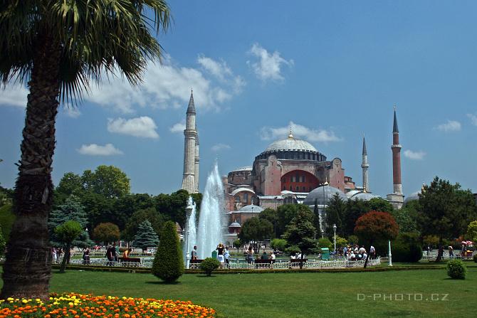 Hagia Sofia exterier