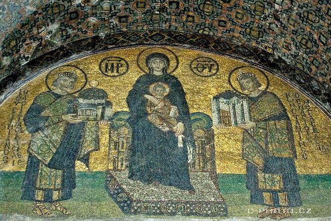 Hagia Sofia mozaika