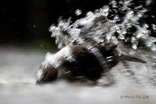 Když voda teče