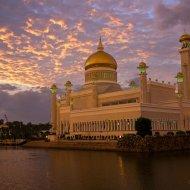 Sultan Omar Ali mešita Saifudding